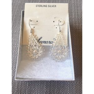 Samara Jewelry - SAMARA Sterling Silver Earrings